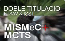 Doble titulació MCTS - MISMeC (2017 - 2018)