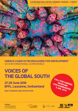 Tech4Dev 2018: Voices of the Global South