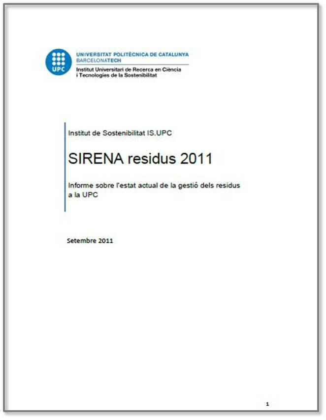 Portada informe SIRENA2