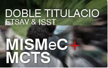Doble titulación MCTS - MISMeC (2017-2018)